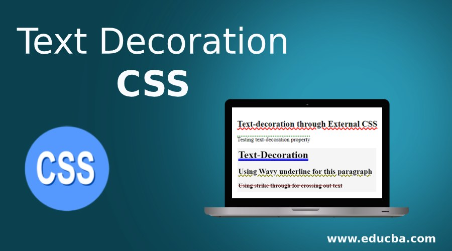 Text Decoration CSS | Examples of Text Decoration in CSS