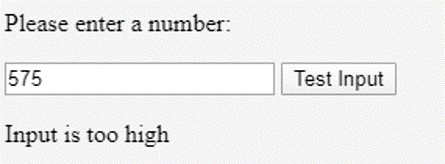 Number Greater than 100