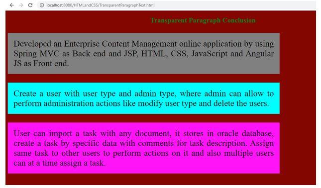 Transparent Border in CSS 1