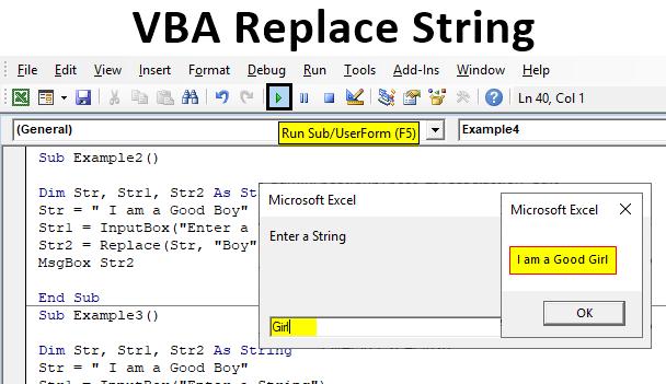 VBA Replace String