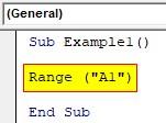 Range property Example 1-3