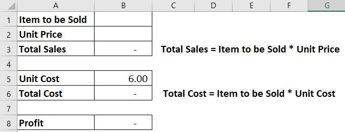 VBA Solver Example
