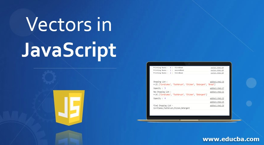 Vectors in JavaScript