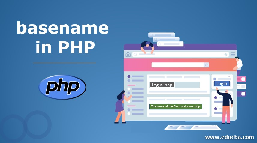 basename in PHP