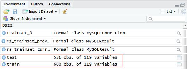 database in r - 10