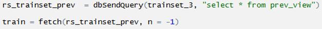 Train Data