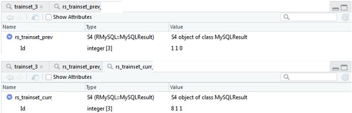 database in r - 8