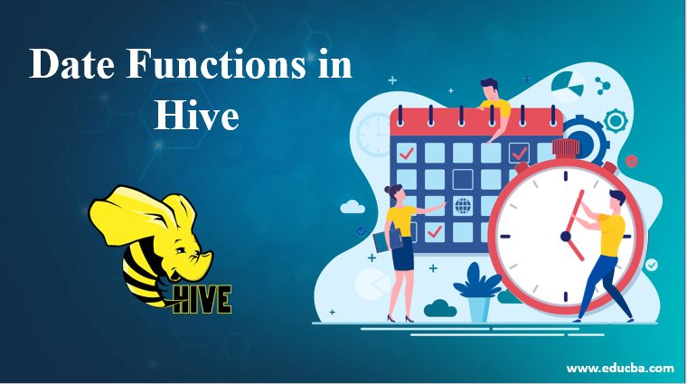 date function in hive