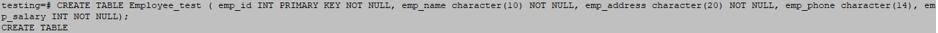 PostgreSQL Constraints-3.1