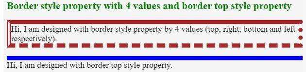 4 values
