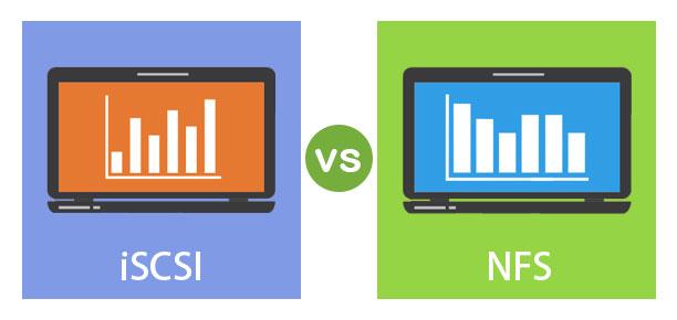 iSCSI vs NFS