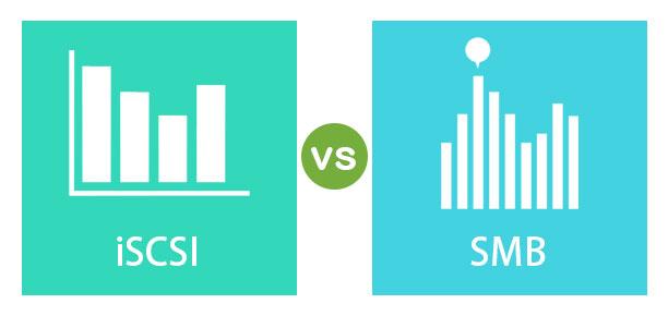 iSCSI-vs-SMB