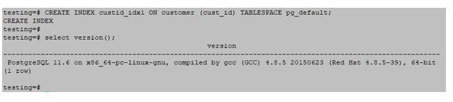 indexes in PostgreSQL 12JPG