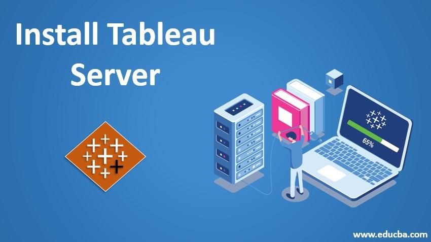 install tableau server