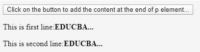 Output - EDUCBA