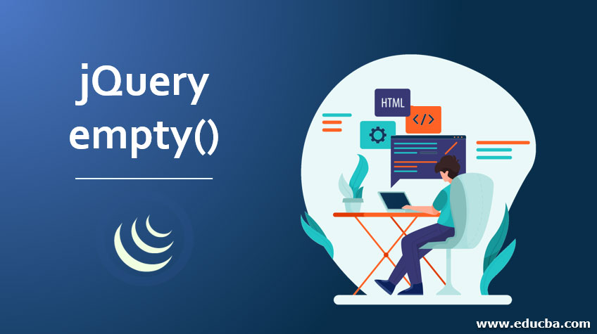 jQuery-empty