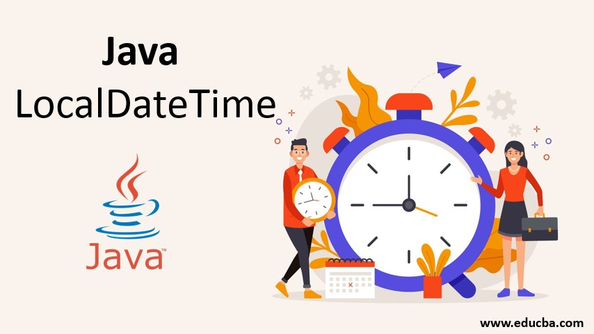 java localdate time