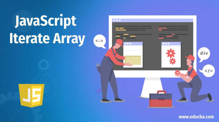 javascript iterate array