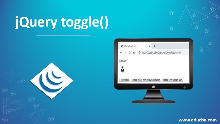 jquery toggle()