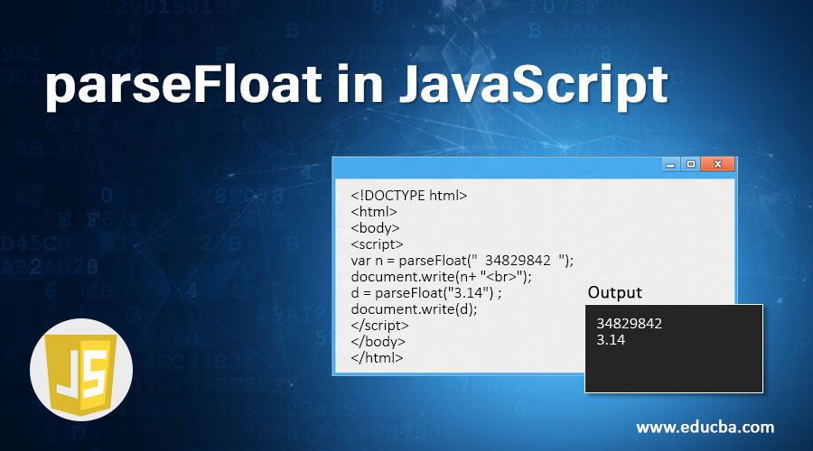 parseFloat-in-JavaScript
