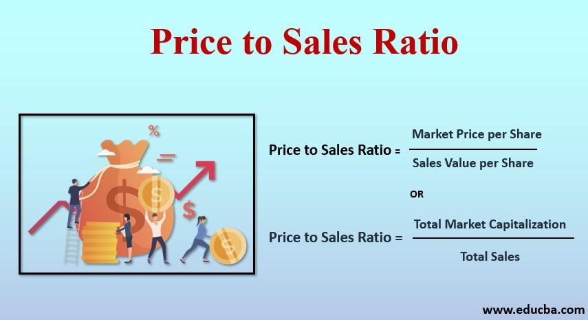 price to saales ratio