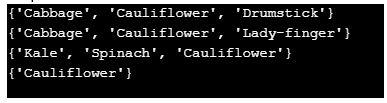 python set methods 9JPG