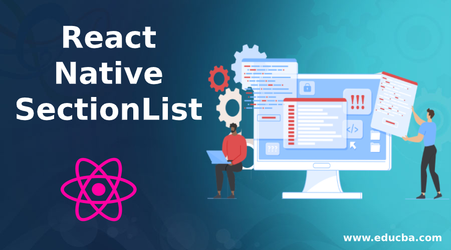 react native sectionlist