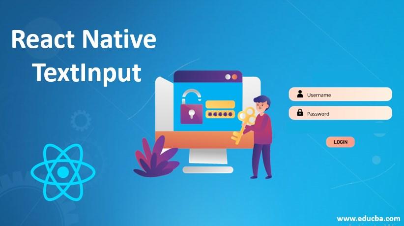 react native textinput