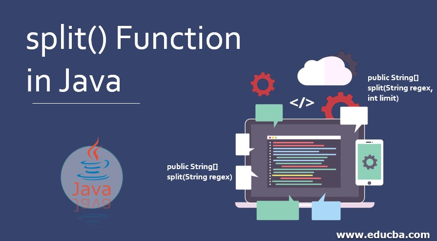 split() Function in Java