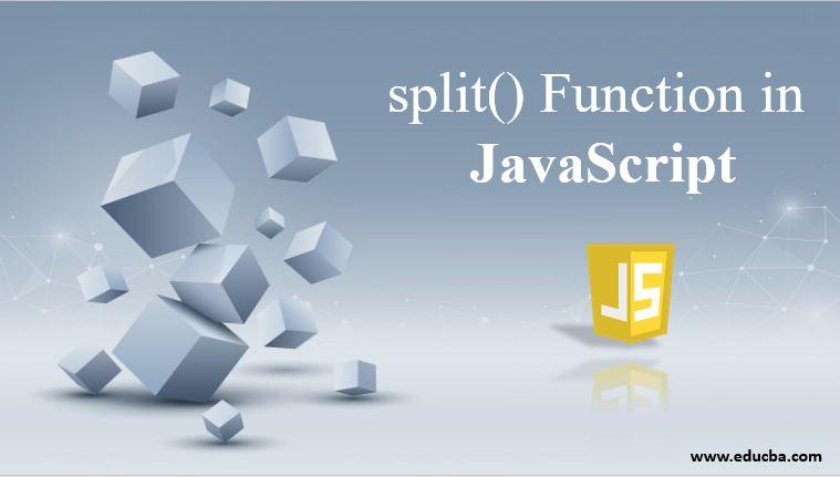 split function in javascript