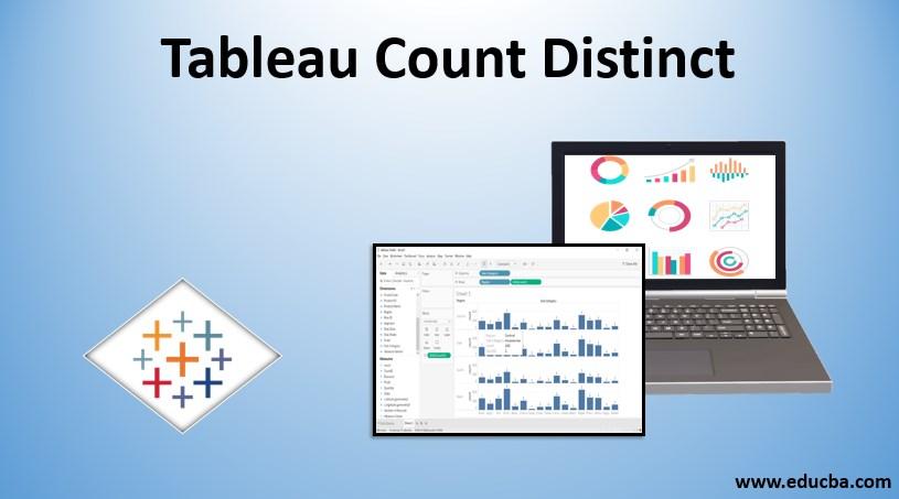 tableau count distnict