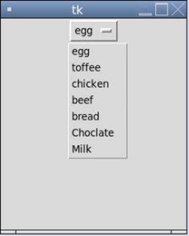 tkinter menu - pull down 1.1