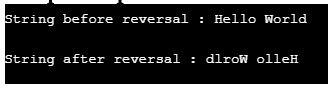 using reversive iteration