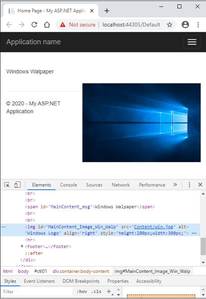 ASP.NET Image - 2