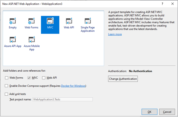 ASP.NET MVC Authentication - 1