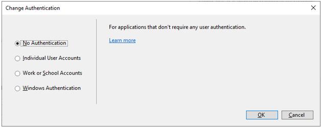 ASP.NET MVC Authentication - 2