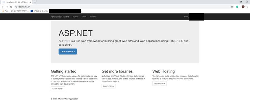 ASP.NET MVC Authentication - 5