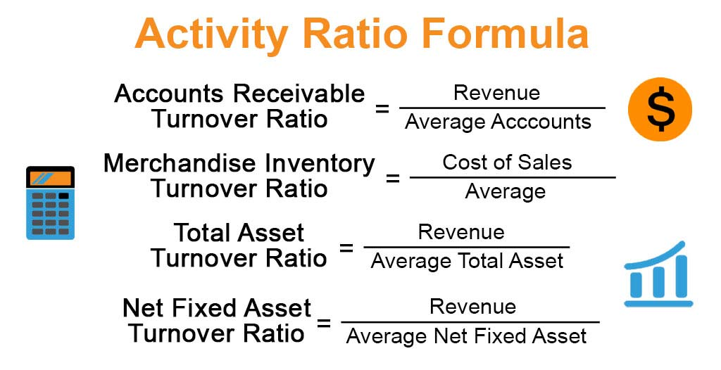Activity Ratio Formula