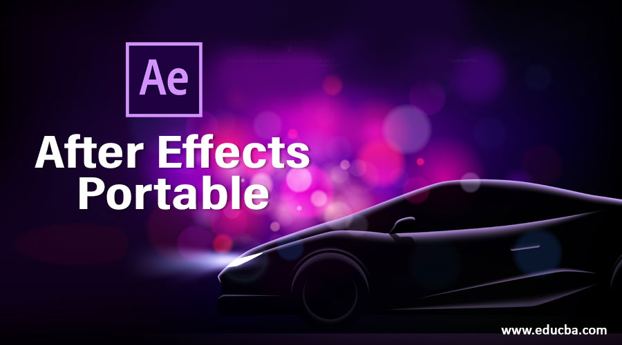 After Effects Portable