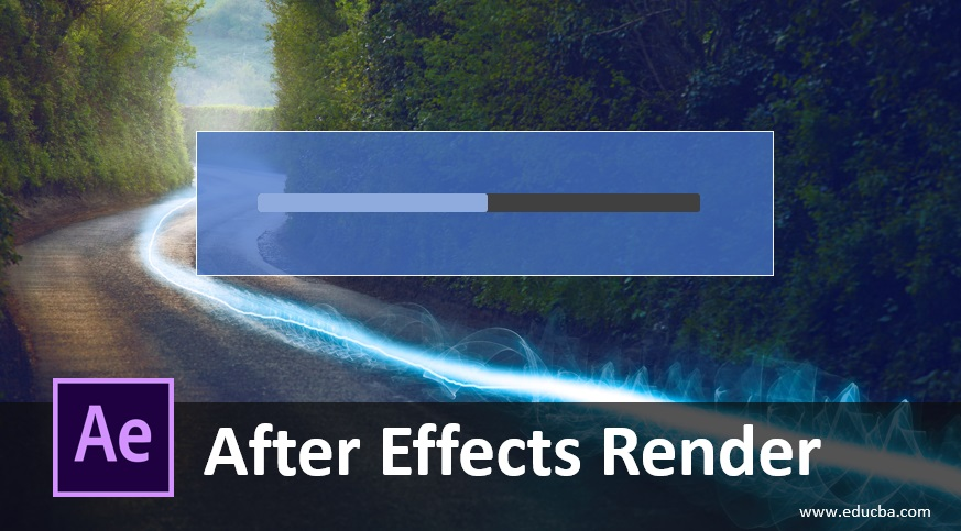 After Effects Render