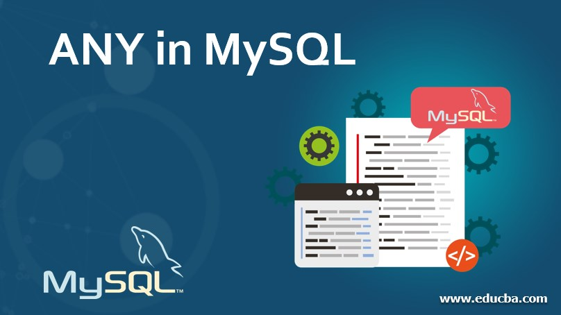 Any in MySQL