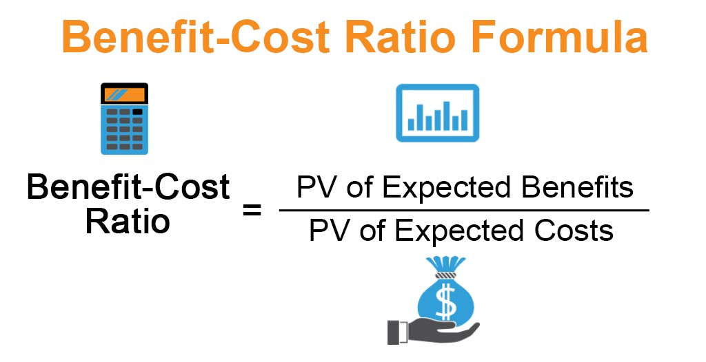 Benefit-Cost Ratio Formula