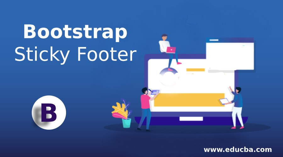 Bootstrap Sticky Footer