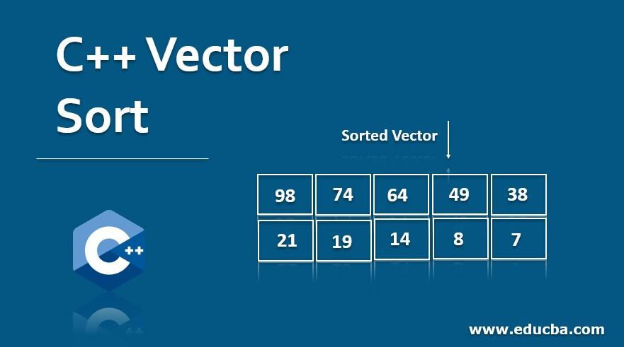 C++ Vector Sort