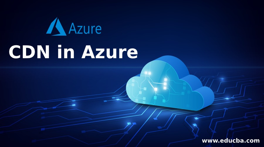 CDN in Azure