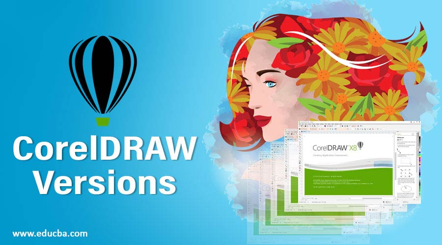 CorelDRAW Versions