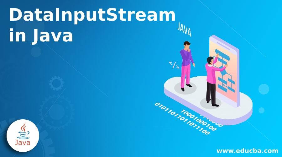 DataInputStream in Java