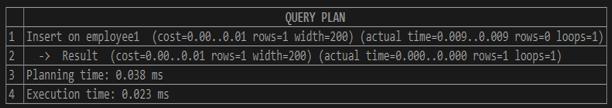 EXPLAIN ANALYZE in PostgreSQL - 3