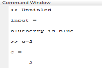 Matlab Count Example #1