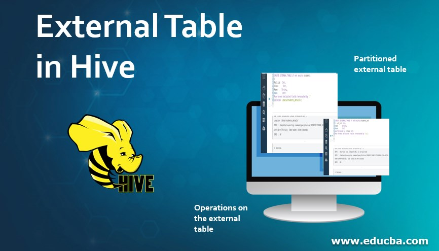 External Table in Hive